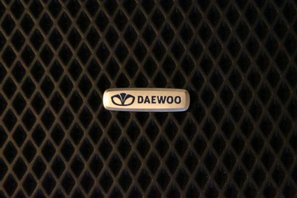 Шильдик металлический Daewoo