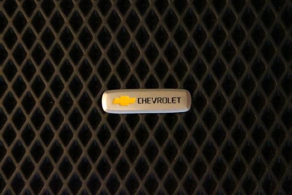Шильдик металлический Chevrolet