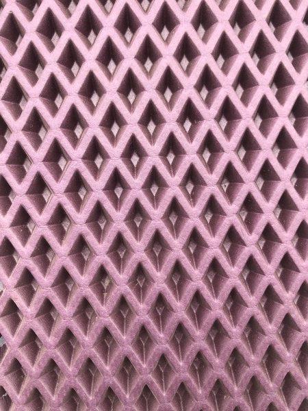 Лист Эва ромб Фиолетовый (3.15 кв.м.) B+