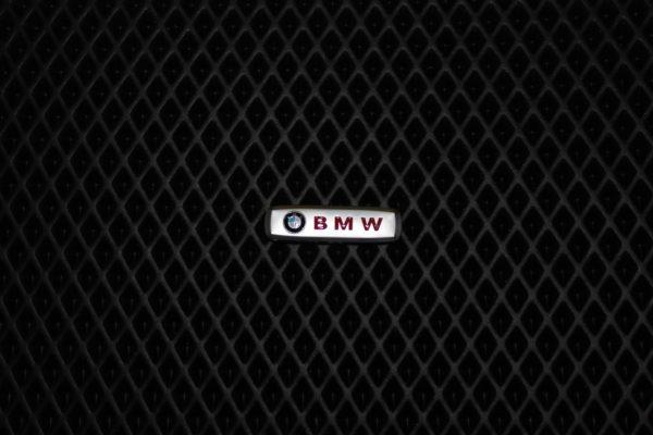 Шильдик металлический BMW