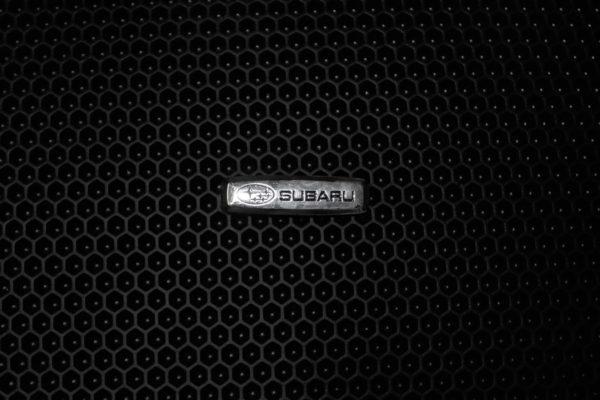 Шильдик металлический Subaru