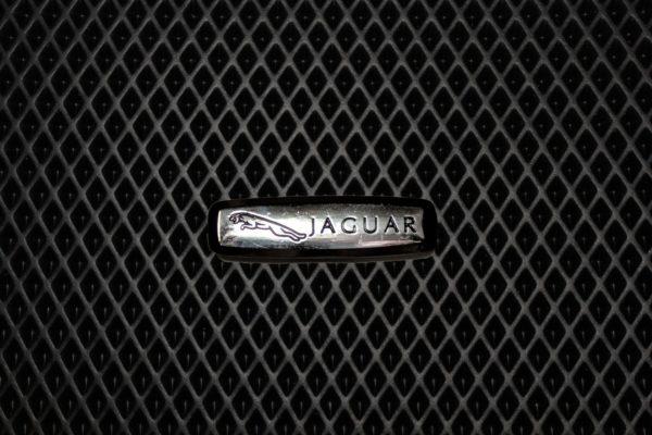 Шильдик металлический Jaguar