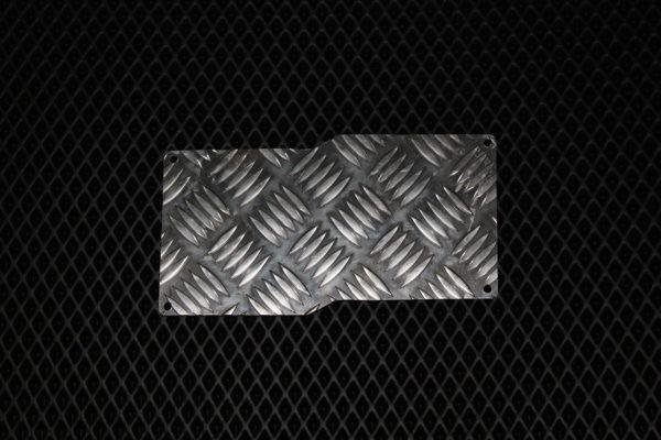 Подпятник алюминиевый XNX2