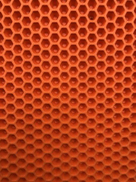 Лист Эва сота Оранжевый (1.8 кв.м.)