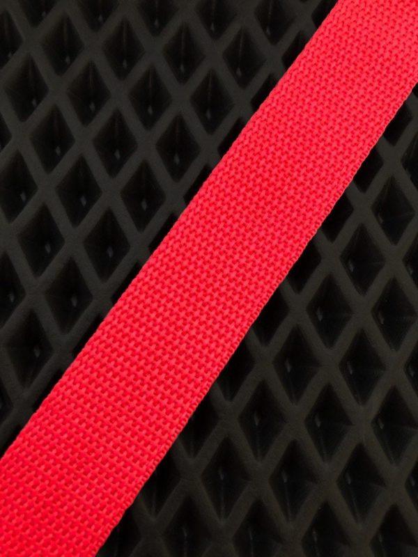 Окантовочная лента красный цвет