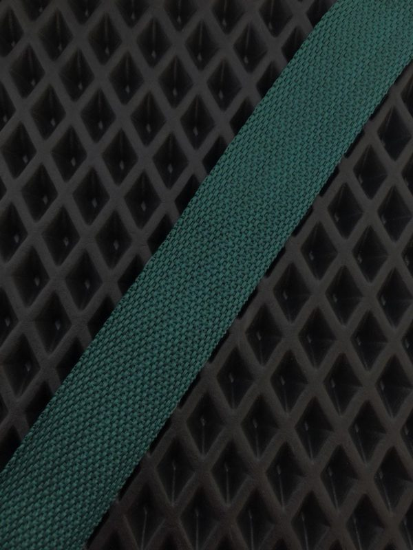 Окантовочная лента темно-зеленый цвет