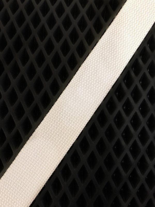 Окантовочная лента белый цвет
