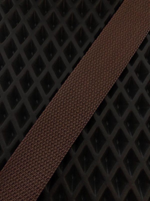 Окантовочная лента коричневый цвет