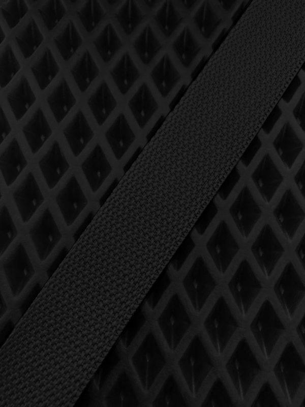 Окантовочная лента черный цвет