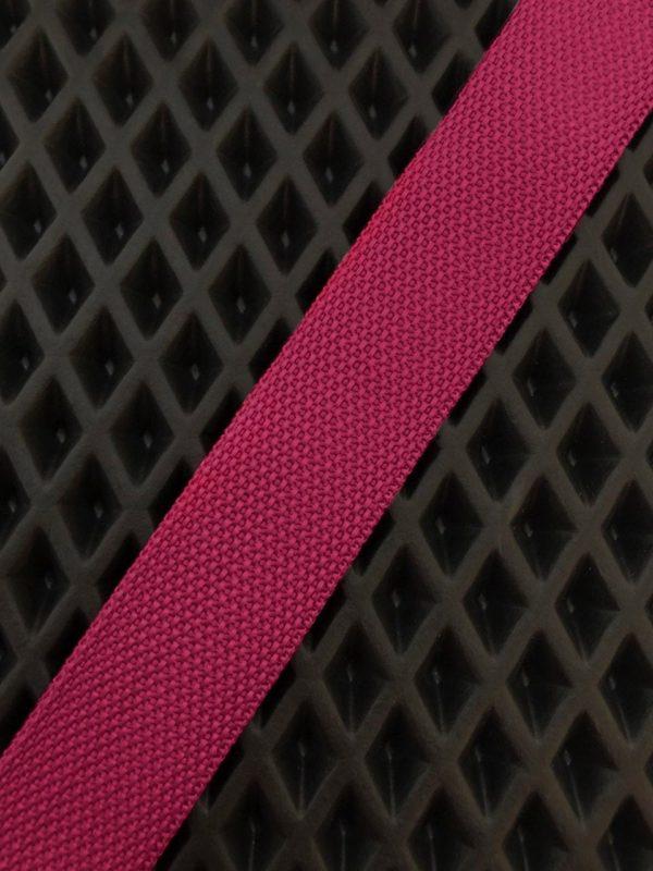 Окантовочная лента бордовый цвет