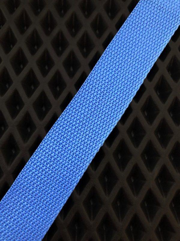 Окантовочная лента синий цвет